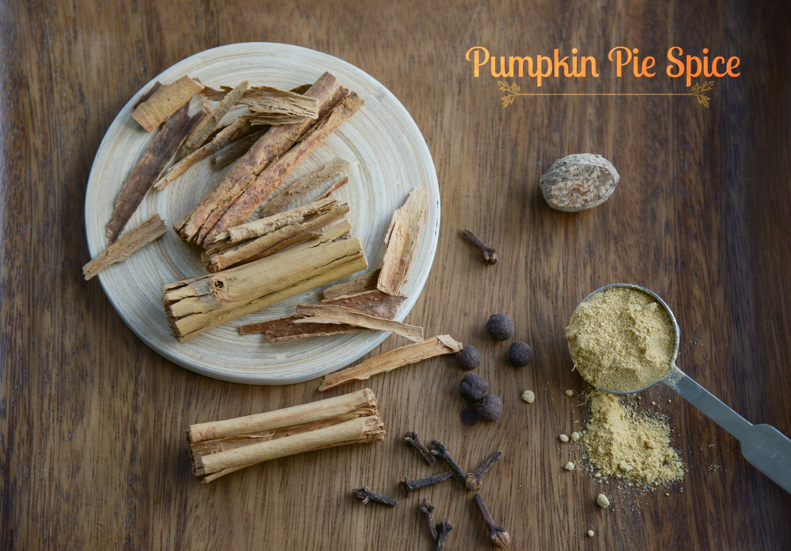 Pumpkin Pie Spice – hausgemacht! | Thermomaid